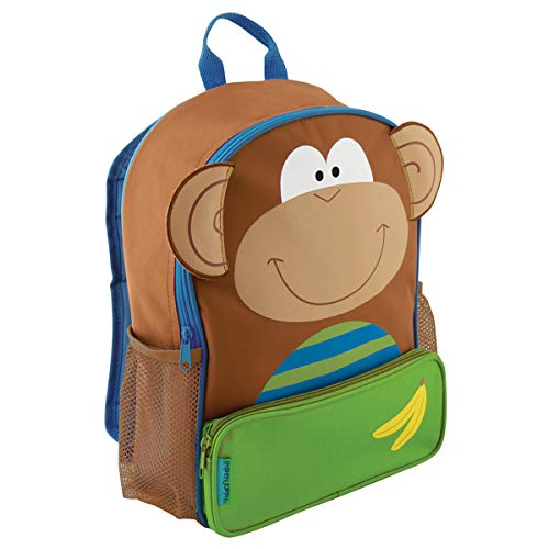 Stephen Joseph Sidekick Backpack, Monkey