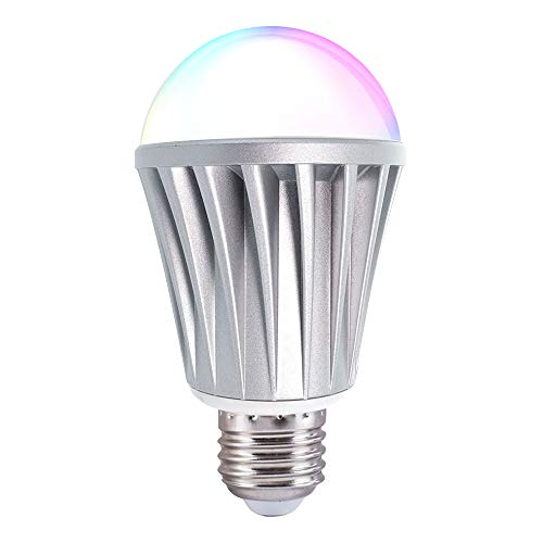 MagicLight Bluetooth Smart Light Bulb - 60w Equivalent Wake...