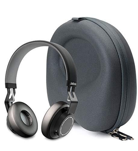 CaseSack Headphone Case Compatible with Jabra Move, Beats EP, Studio, Samsung Level On, Mpow 059, H1, Acekool, Dylan, iFecco, Picun P7, BestGot, CX-05, Skullcandy Hesh, Hesh 2, Grind, Uproar -