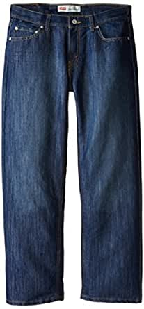 Levi's Big Boys' 514 Straight Fit Jean, Glare, 8 Slim