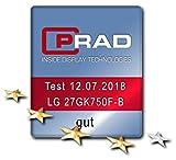 LG 27GK750F-B 27 Inch UltraGear Full HD G-SYNC