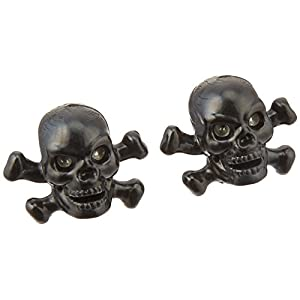 Trick Tops Skull/Bone, Black