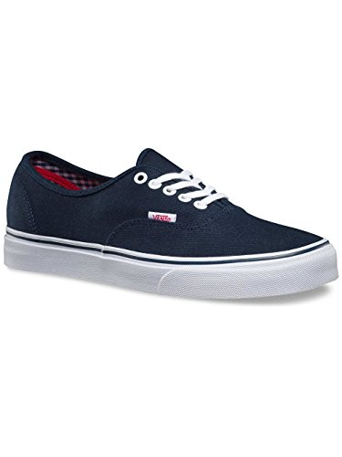 Vans Authentic, Unisex Adults' Low-Top Sneakers (twill & gingham) dress b