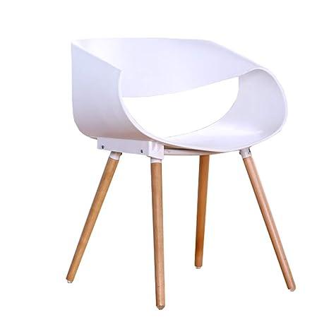 Amazon.com: LJFYXZ - Silla de comedor moderna y simplicidad ...
