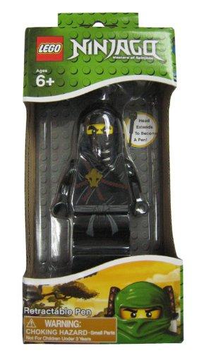 West Designs LEGO Ninjago Pen Black ()