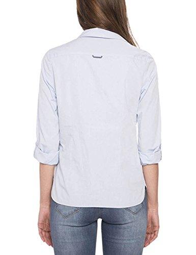 Bréal Cigora, Camisa Para Mujer Azul (Ciel)