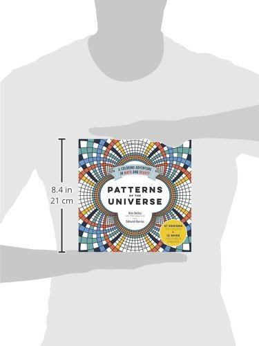 Amazon.com: Patterns of the Universe: A Coloring Adventure in Math ...