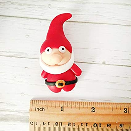 Polymer Clay Christmas Charms.Buy Lepakshi David Accessories Santa Tree Cat Merry