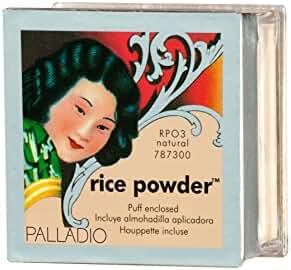Palladio Rice Powder, Natural