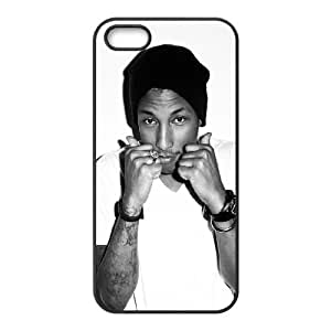 Pharrell Williams iPhone 4 4s Cell Phone Case Black as a gift V2104130