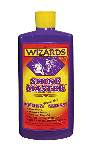 Wizard Products 11033 Shine Master (16oz.) (Master Shine Wizards)