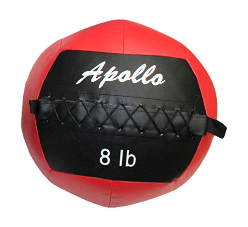Apollo Athletics W-Ball-8 Wall Ball 8 Lb