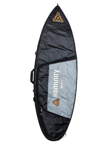 Kelly Slater's Komunity Project Stormrider Traveller Single Shortboard Surfboard Travel Bag - 6'0 by Komunity Project