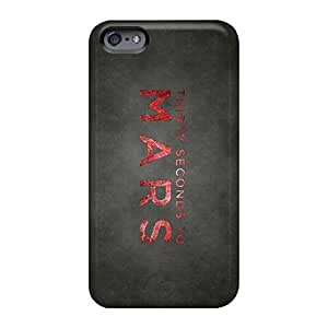 TammyCullen Iphone 6plus High Quality Hard Phone Case Unique Design High-definition 30 Seconds To Mars Band 3STM Pictures [Uvd3946rpKr]