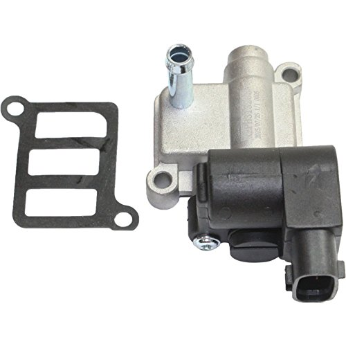 Evan-Fischer EVA4146231531 Idle Control Valve for 97-99 Acura CL Blade type 3-prong male terminal