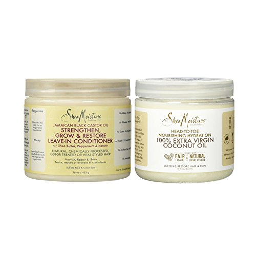 SheaMoisture Hair Complete Softening Leave