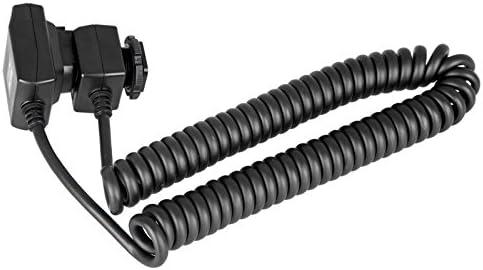 TTL-Blitzkabel 3 Meter f/ür Sony Speedlite MK-FA01