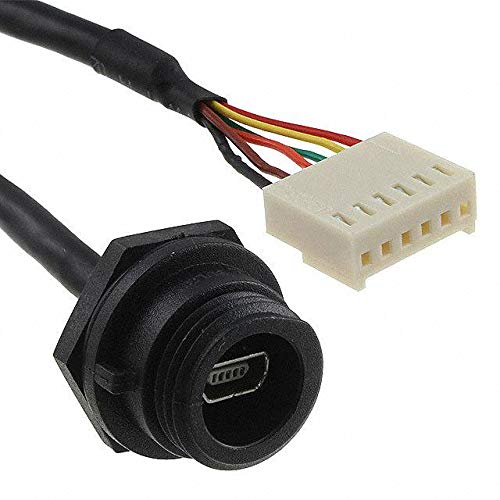 CABL IP68 AB MINI USB-6WAY CRIMP, (Pack of 250)
