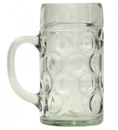 2er Set Maßkrug Isar Stölzle 1 Liter