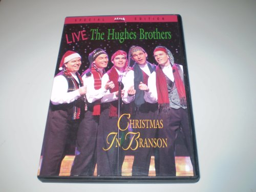Live the Hughes Brothers Christmas in - Branson Outlets