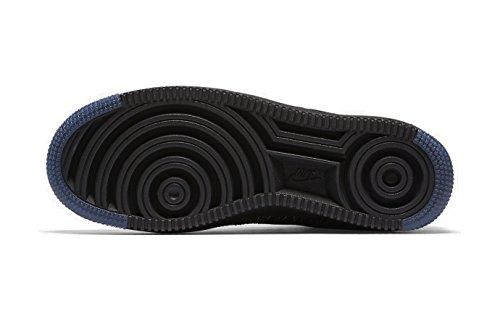 Basket Flyknit Grigio Af1 nero W 820256 Noir Low 007 Nike aRxdWa