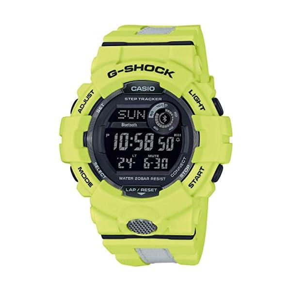 Casio G-Shock Gafas GBD-800LU-9ER 2