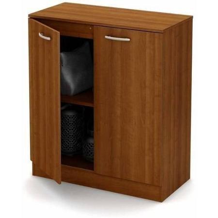 South Shore Smart Basics 2-Door Storage Cabinet, Morgan