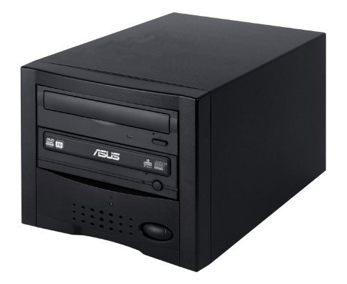 Acumen Disc CD DVD Disc Copier Duplicator System Tower with ASUS DVD-Burner Writer Drive - DC01SATASAS by Acumen Disc