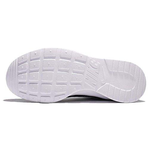 Nike Womens Tanjun Racer, Zwart / Wit-zwart Zwart / Wit-zwart