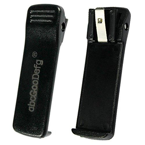 abcGoodefg Belt Clip for Motorola PMNN4251 NNTN4497 NNTN4970 CP200D CP200 CP180 CP150 CP140 CP360 CP380 GP3688 EP450…