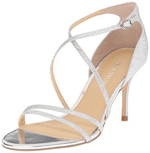 Ivanka Trump Women's Garis2 Dress Sandal Silver