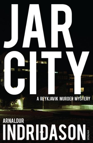 Jar City Reykjavik Murder Mysteries ebook product image