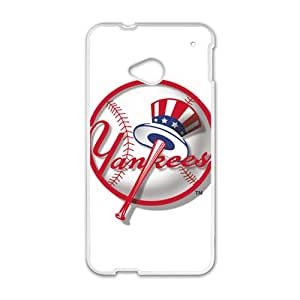 Hope-Store new york yankees logo Phone Case for HTC One M7