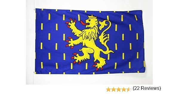 AZ FLAG Bandera de Franco Condado 150x90cm - Bandera DE FRANCHE ...