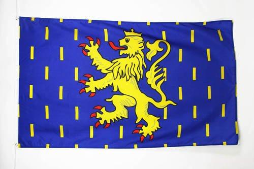 Francia 90 x 150 cm AZ FLAG Bandera de Franco Condado 150x90cm Bandera DE FRANCHE-COMT/É