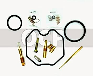 HONDA ATC200S ATC 200 S CARBURETOR CARB REPAIR REBUILD KIT 1984 1985 1986