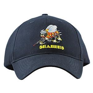 Seabees Military Hat Military Cap Men Women Veterans Patriotic Collectibles