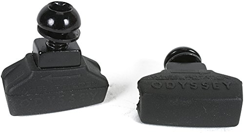 Odyssey Ghost Pads, Clear, Soft Compound