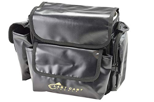 Last Cast Tackle 3 Tube Surf Fishing Tackle Bag #8000