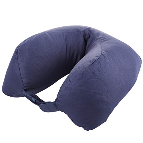 Lsxlsd Aircraft Pillow,Memory Foam Folding Pillow,Travel Neck Pillow,