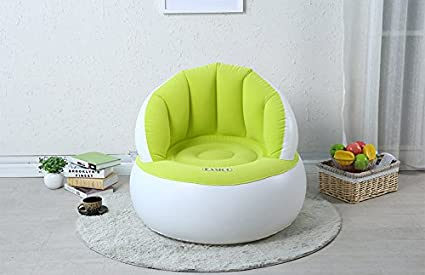 Outstanding Amazon Com Inflatable Sofa Beanbag Chair Folding Single Ibusinesslaw Wood Chair Design Ideas Ibusinesslaworg