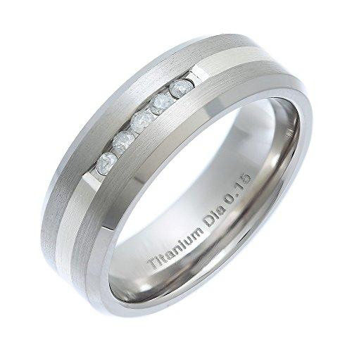 Bague-Anillo-de-hombre-de-plata-con-diamantes