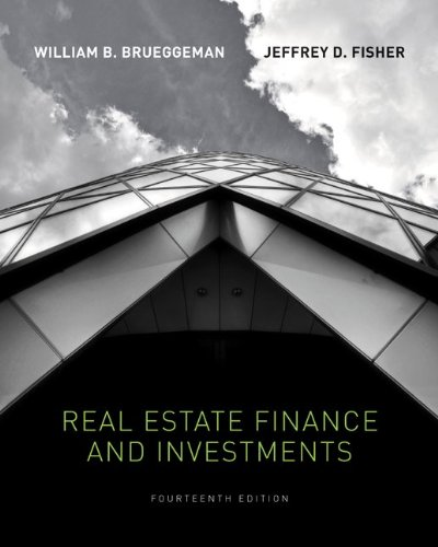 Real Estate Finance & Investments (The McGraw-Hill/Irwin Series in Finance, Insurance, and Real Estate) by McGraw-Hill Education