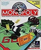 img - for CD-ROM Monopoly for Windows, Parker Brothers Real Estate Trading Game for Computer, Product #44036 book / textbook / text book