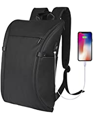 beyle Laptop Backpack Travel Computer Women and Men, Waterproof Anti Theft School College Bag, Business USB Charging...
