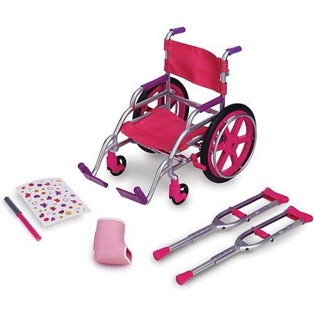 My Life As Wheelchair Playset