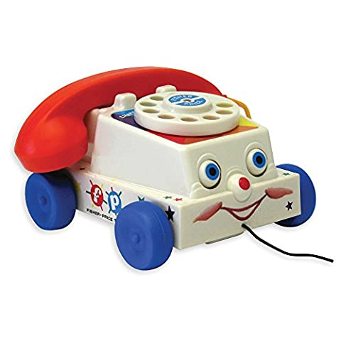 Fisher Price Classics Chatter Telephone by Kids@Play - Fisher Price Chatter Telephone