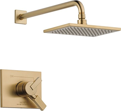 Delta Faucet T17253-CZ-WE Vero Monitor 17 Series Shower Trim, Champagne Bronze ()