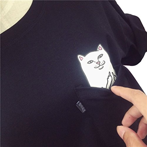 STrATO Pocket T Shirts Graphic Cartoon product image
