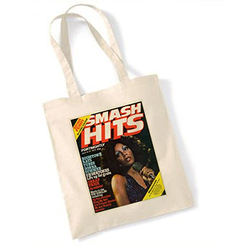 Donna Summer Smash Hits No. 14 June 14 - 27 1979 Natural Tote Bag